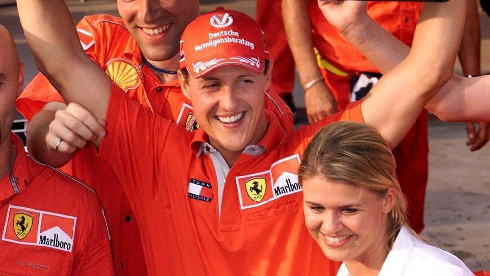 Todt Uber Schumi Frau Corinna Dank Ihr Hat Er Uberlebt Formel 1 Sportnews Bz