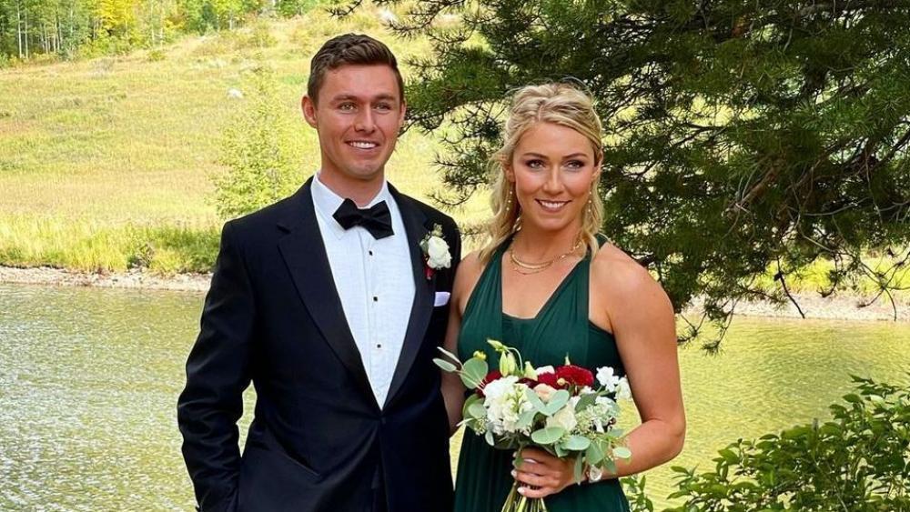 Ski-Superstar Mikaela Shiffrin und ihr Bruder Taylor. © Social Media